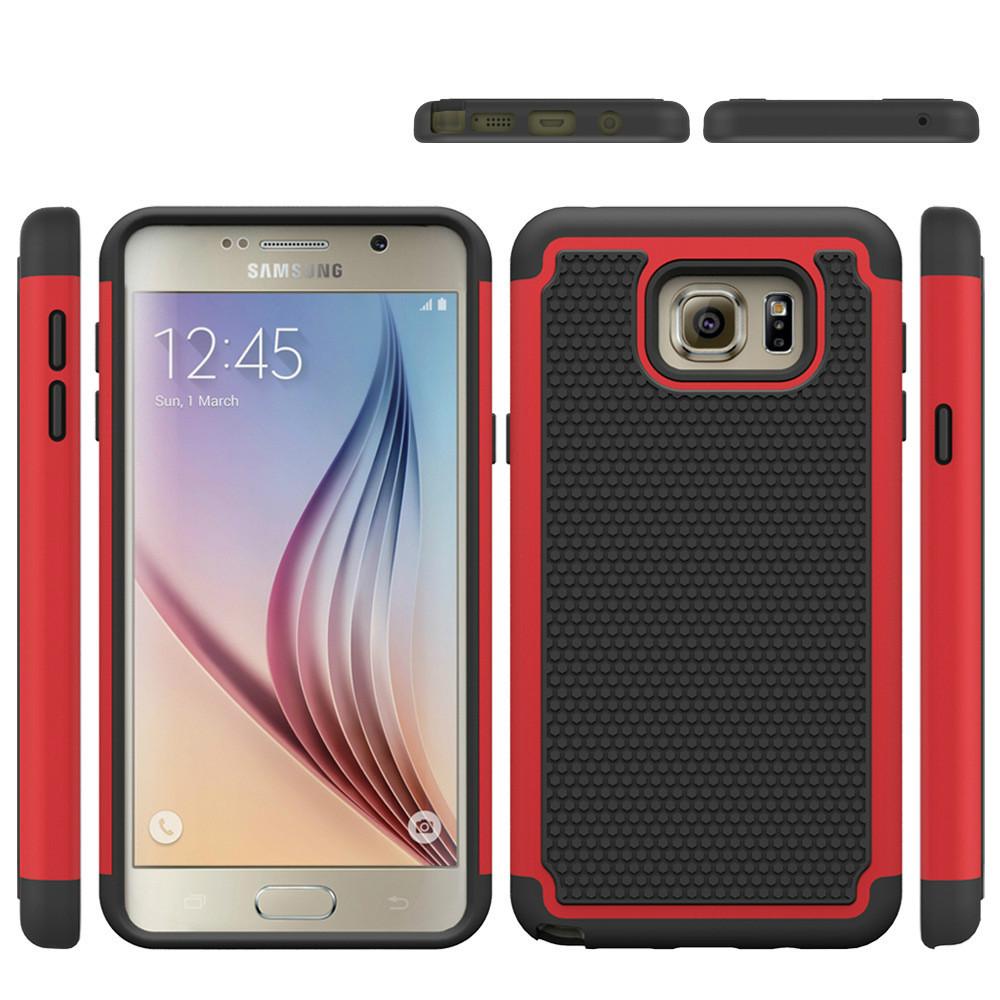 samsung s6 red case