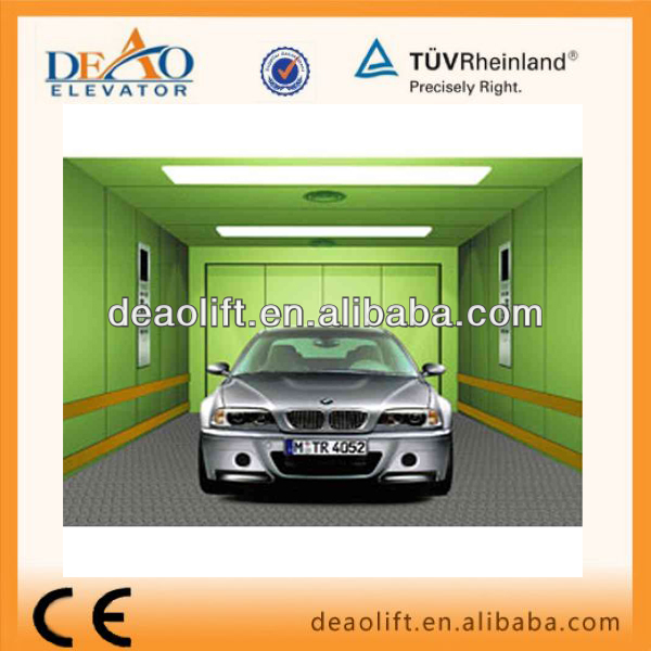 Two Post Hydraulic Car Lift China Leading Elevator Lift Company