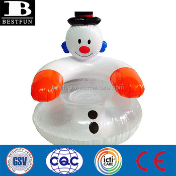Excellent Heavy Duty Thickened Vinyl Inflatable Iceman Chair For Kids Comfort Durable Pvc Portable Blow Up Children Single Sofa Buy Inflatable Snowman Theyellowbook Wood Chair Design Ideas Theyellowbookinfo