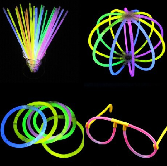 2016 new arrival party favor popular led flashing light glowing stick