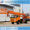 Long arm length small truck platform lift with quick delivery