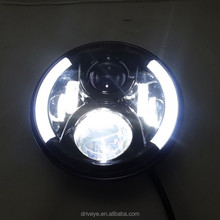 "7""bi led Projector Lens For Headlights Retrofit, Custom Headlamps Conversion"