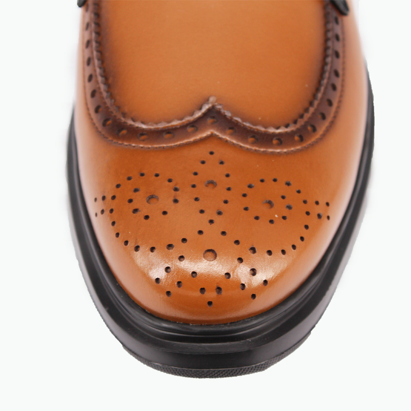 Italy model breathable genuine casual design manufacturer mens dress leather brogue New shoes with 6FPBnqwx