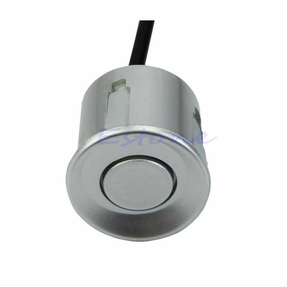 4 датчики автомобилей обратный резервный радиолокатор Detector-4pcs новый парковочная система