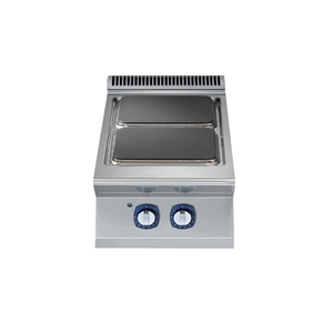 soppas Commercial Countertop 2 Hot Plate Electric Cooker