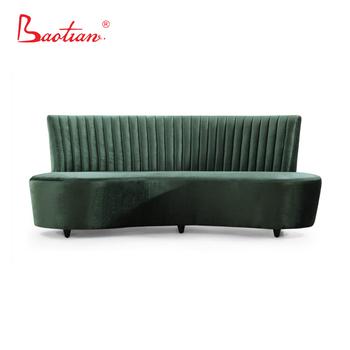 Luxurious And Modern Design Interior Curved Design Seating Moon Sofas - Buy  Half Moon Sofa,Latest Sofa Design,Nice Design Sofa Product on Alibaba.com