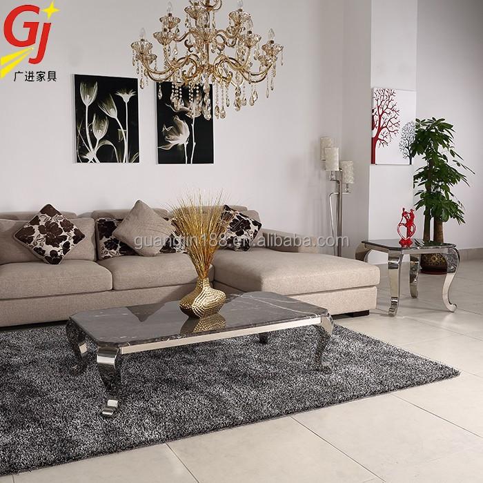 Europese stijl woonkamer meubels marmeren blad centrum salontafel ft 9303 salontafels product ID