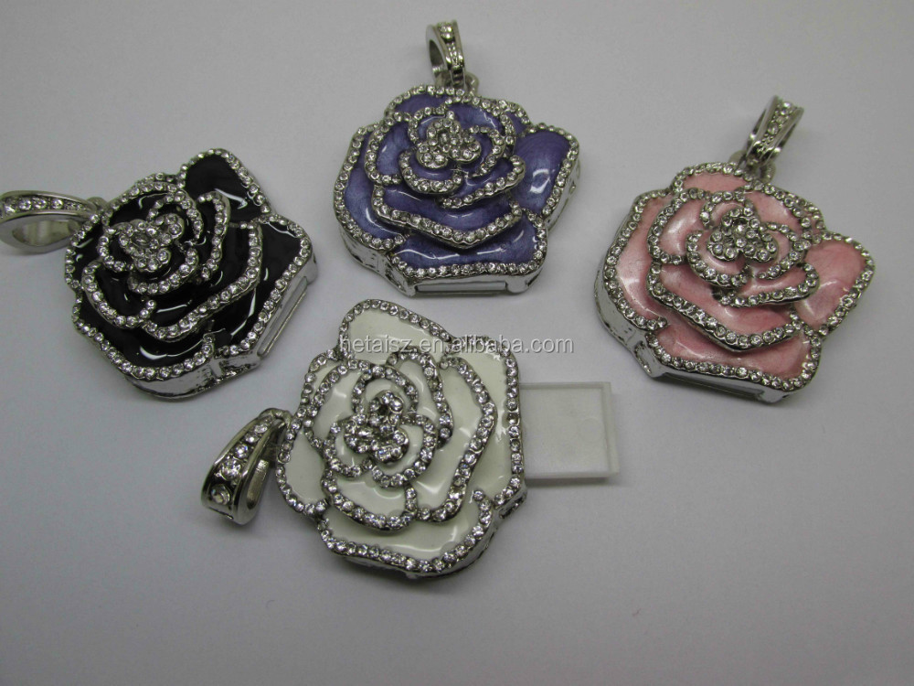 special diamond ring usb flash drive jewelry type