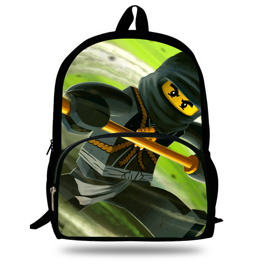 cbc727af2900 Get Quotations · Cute 16-inch Children School Bags Star Wars Backpack  Batman Bag For Boys Mochila Heroes
