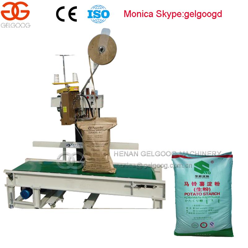 High Speed 50kg Flour Bag Sewing Machine Price
