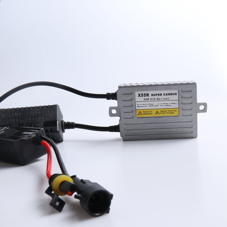 TACPRO Best quality X5 canbus hid super slim 55w hid xenon ballast