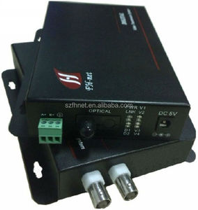 2 Channel Video Transmitter/Receiver