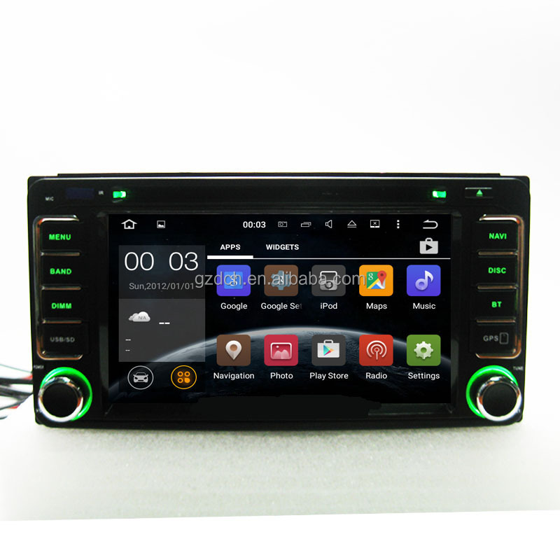 6.2 inch <strong>android</strong> 7.1 quad core 2G ram <strong>android</strong> car dvd player FOR <strong>TOYOTA</strong> <strong>universal</strong> WS-6900