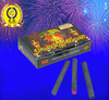New design 2016 Chinese Match Cracker bomb fireworks