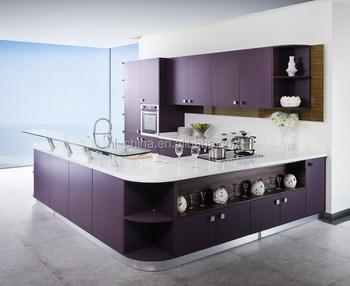 Diseño Único Púrpura Laca Muebles De Cocina Moderna Imágenes - Buy Imágenes  De Muebles De Cocina,Muebles De Cocina Fotos,Imágenes De Muebles De Cocina  ...
