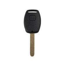 Hot Sale Professional Remote Key Shell 3 Button(With Paper Sticker) For Honda 5pcs/lot Fast Shipment