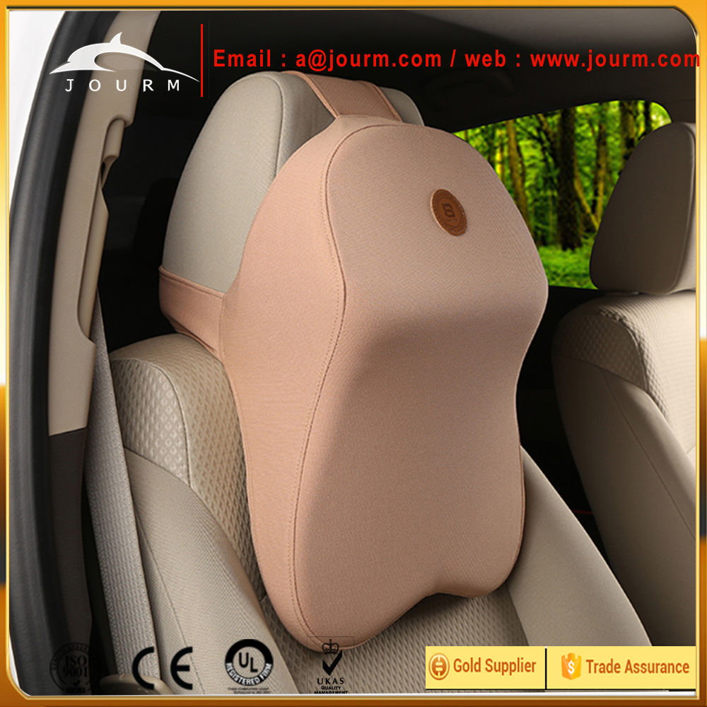 JOURM Car headrest neck support funny travel neck pillows