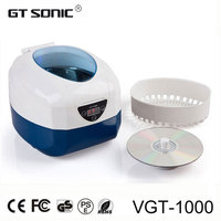 VGT-1000 Support CD VCD DVD ultrasonic cleaner