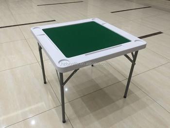 Folding Square Mahjong Tables