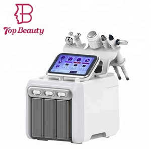 hydrogen oxygen facial jet peeling anti-aging acne treatment microdermabrasion machine