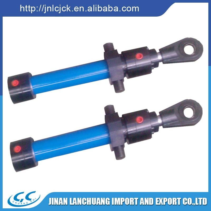 plastic machinery hydraulic cylinder