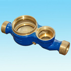 Brass Body Water Meter Brass Body of Multi-jet Dry-dial Water Meter DN25