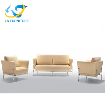 2018 New Design Office Sofa Modern Style Leather Office Sofa - Buy ...