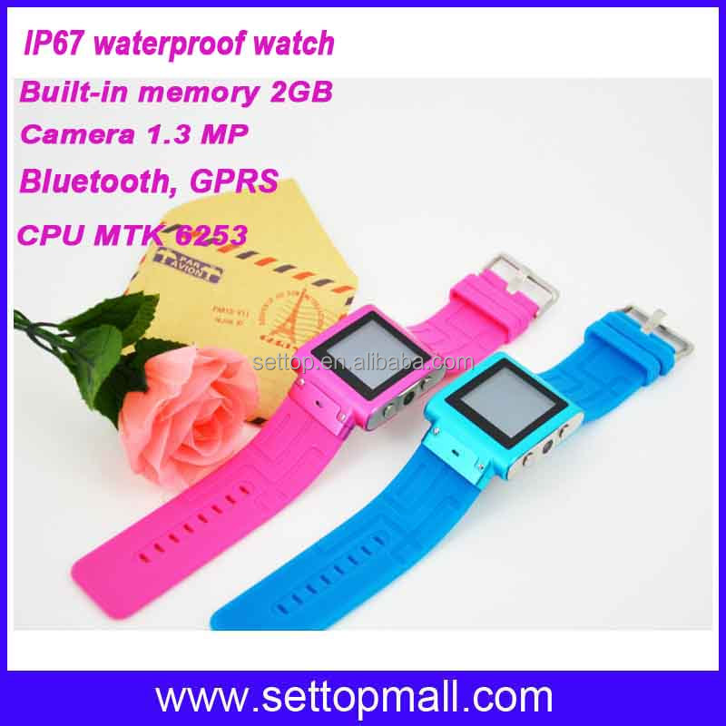 unlocked smart watch mobile phone w838
