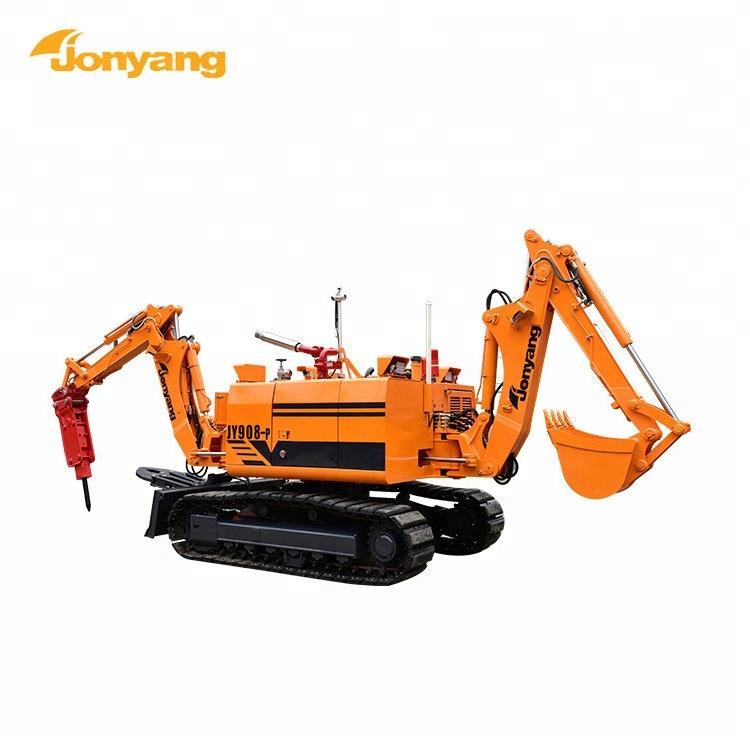 Manufacturer china crawler used  excavator for sale