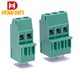 5.0mm 12 pin Cable 2 Wire Connector Terminal Block