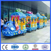 Electric train type electric amusement kids train