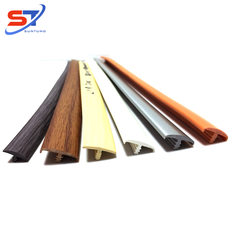 Furniture Decorative Solid Plastic Flexible T Molding Pvc Edging Trim - Buy  Flexible T Molding,T Trim Edging,T Molding Edging Trim Product on