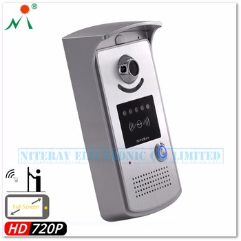 Wireless Ip Video Door Phone Entry System Nr846 Buy Ip Door Phones