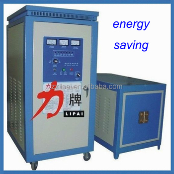 China Supplier Roller Shaft Case Hardening Induction Heating Machine