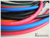 UV Resistant 25 Bar Colorful Fabric Braided Reinforced LPG Gas Hose