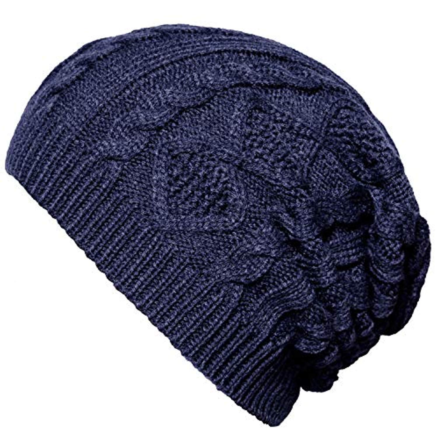 f18159f12 Mens Winter Warm Knitting Hats Wool Baggy Slouchy Beanie Hat Skull Cap,  View Warm Knitting, Product Details from Ningbo Jingreat Trade Co., Ltd. on  ...
