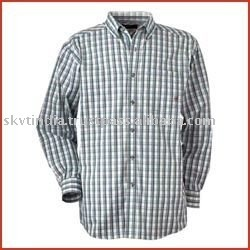 MENS WOVEN SHIRT/LONG SLEEVE SHIRT