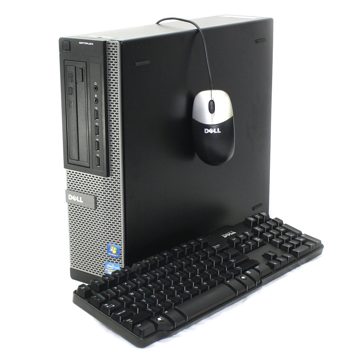 Refurbished - Dell Optiplex 7010 High Performance Business Desktop - Intel Quad Core i5-3470 3.2GHz, 8GB DDR3 Ram, 1TB Hard Drive, DVD+/-RW, Windows 7 Professional (by RefurbTek)