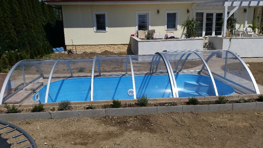 Hard Top Swimming Pool Covers For Above And Ingroung Pool