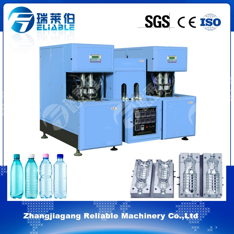 Best Selling Plastic Bottle Stretch Blow Molding Machine For Sale