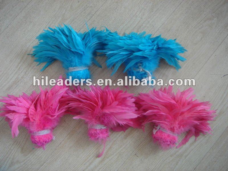All kinds of Color Strung Schlappen Feather