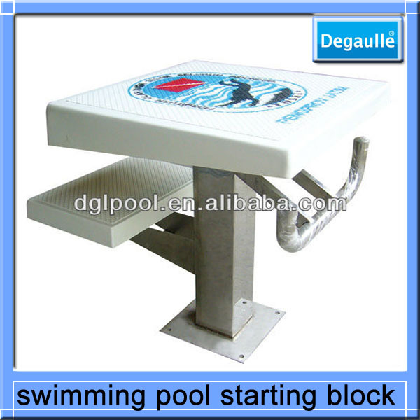2014 High Quality International Standard Swimming Starting Blocks
