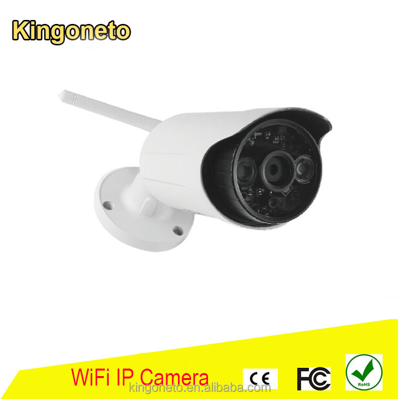 2017 hot selling smart home outdoor WIFI IP camera for home security based on APP controlled