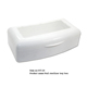 Hot Nail Art Plastic Sterilizer Tray Sterilizing Clean Nail Art Manicure Tools