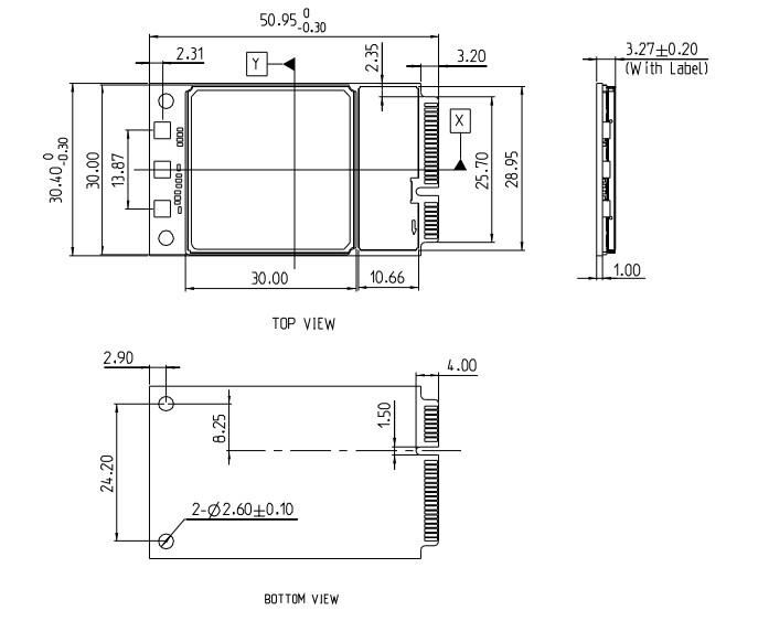 Huawei Em770j Mini Pcie Module Buy 3c Digital
