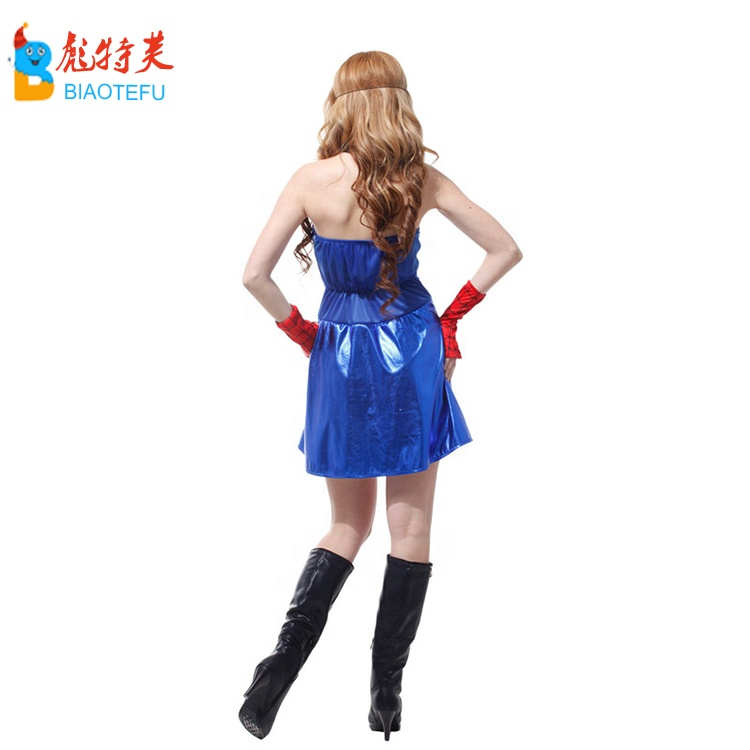 adult spidergirl cosplay fancy dress costumes