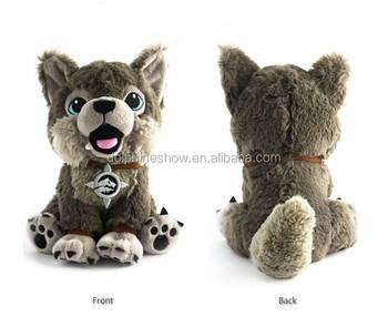 Hot Sale Custom Plush Toy Black Wolf Stuffed Animal Toy - Buy Plush Toy  Wolf Stuffed Animal Toy,White Wolf Plush Toy,Plush Animal Toy Wolf Product  on
