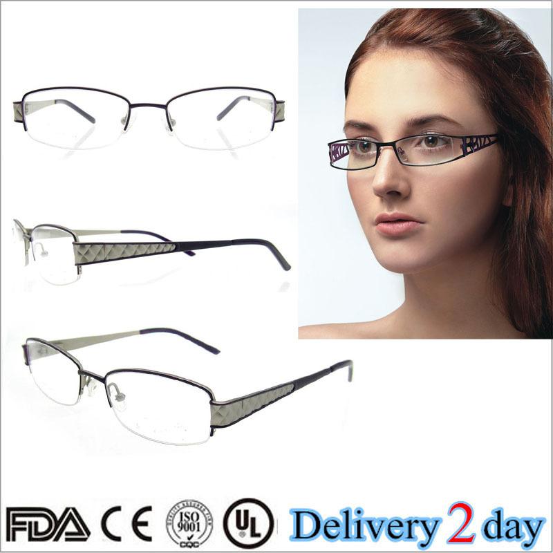 Fashion Wenzhou Eyewear Metal Wholesale Picture Frame Women Modern ...