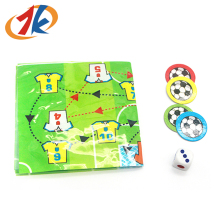 Child Toy Puzzle Game Ludo Board Game Promotion Toy