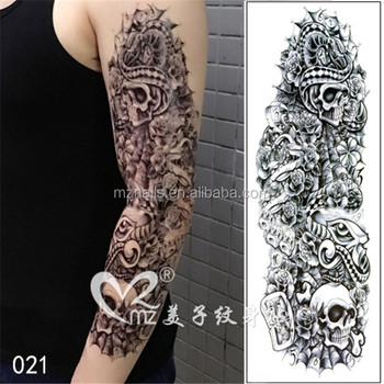 Promotional custom hand temporary tattoo sticker
